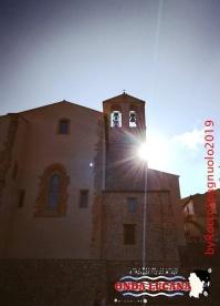 Facciata posteriore della Chiesa di San Francesco