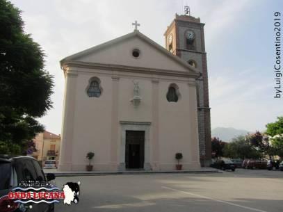 Immagine tratta da repertorio di Onda Lucana®by Luigi Cosentino Trecchina Pz Chiesa di San Michele