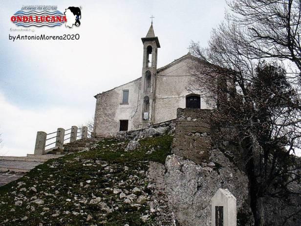Immagine tratta da repertorio di Onda Lucana®by Antonio Morena 2020 Santuario SS Maria del Monte Saraceno