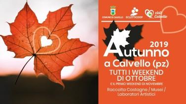 19 Ottobre Calvello Pz