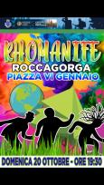 20 Ottobre Roccagorga (Lt)