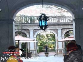 Hotel Margherita interno cortile