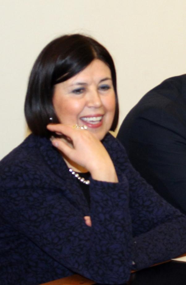Soprintendente Francesca Casule