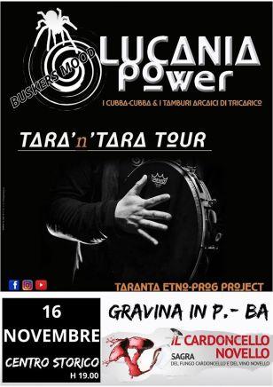 16 novembre Gravina in Puglia Ba