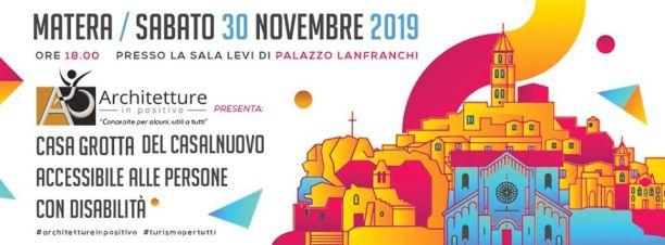 30 novembre Matera
