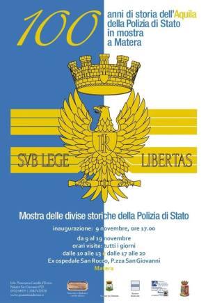 Dal 09 al 19 novembre Matera