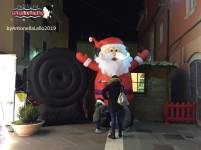 Immagine tratta da repertorio di Onda Lucana®by Antonella Lallo 2019 Potenza Babbo Natale