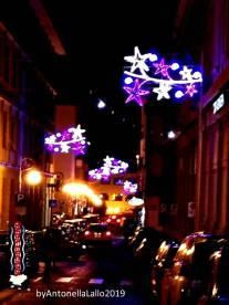 Immagine tratta da repertorio di Onda Lucana®by Antonella Lallo 2019 Potenza e le sue luminarie 0000.00