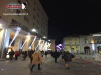 Immagine tratta da repertorio di Onda Lucana®by Antonella Lallo 2019 Potenza in luce Piazza Prefettura