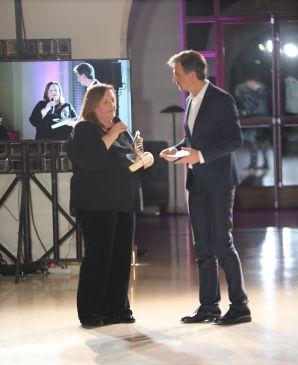 Premiazione Maria Corbi - ph Sandro Quarto