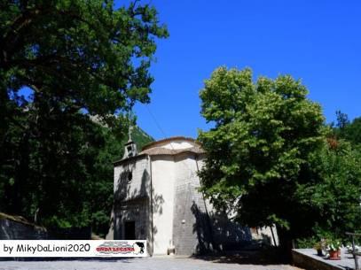 Eremo - Santuario S.Maria Costantinopoli