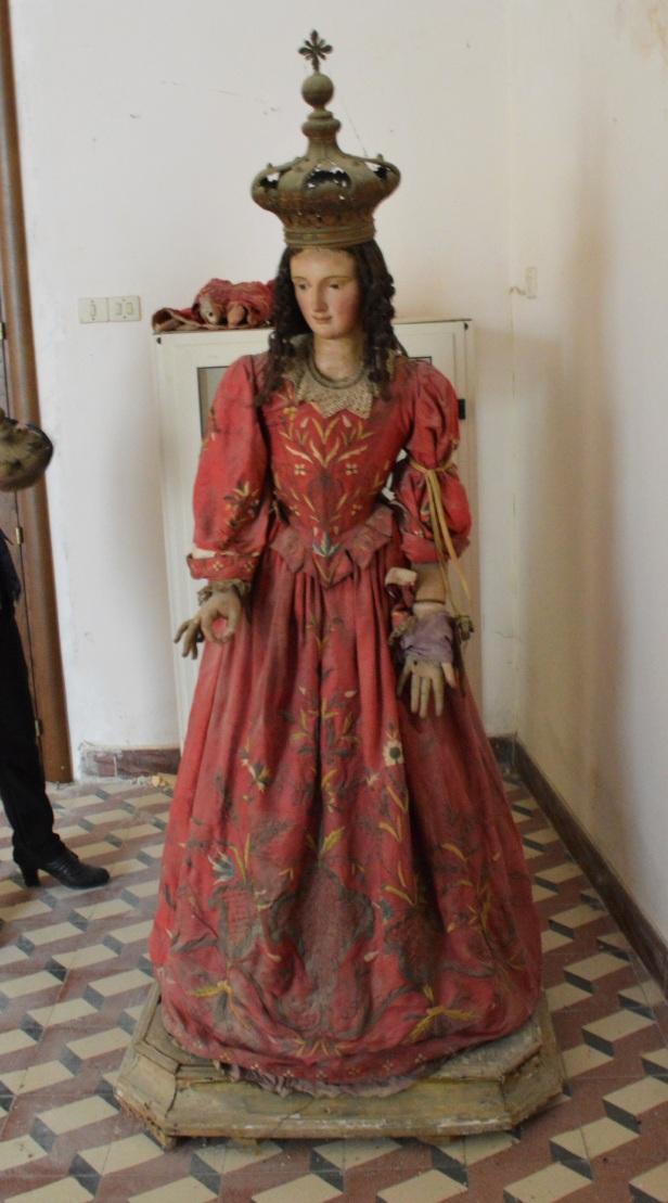 Madonna del Rosario, 700 ca.[9776]