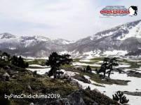 Panorama su Serra delle Ciavole