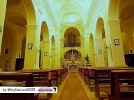 Interni della Chiesa di Santa Maria