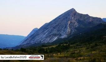 Timpa di San Lorenzo - Confine tra Lucania/Calabria