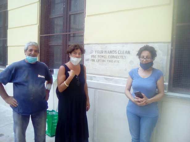 Rappr. Riccio Costruzioni - Rosa Carafa - Flora Pellegrino
