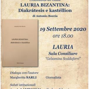 19 settembre Lauria (Pz)