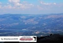Panorama da Monte Raparo